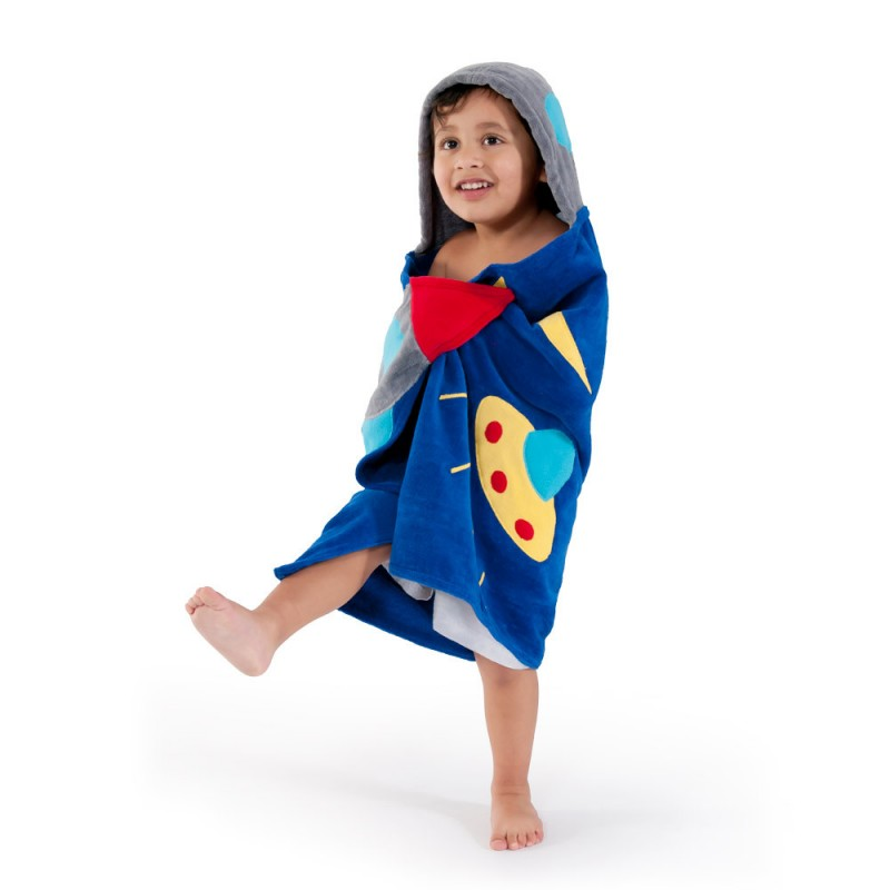 Space Hero Towel Little Bear Boutique