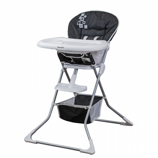 Acclaim High Chair - Black