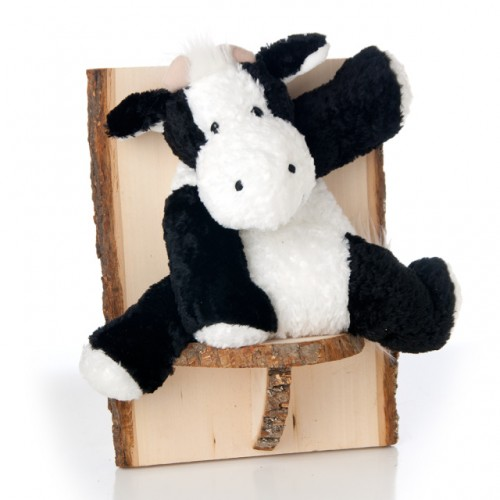 Carson Collection Hanging Accent Decor - Cow